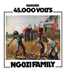 Now-Again Records Ngozi Family - 45,000 Volts