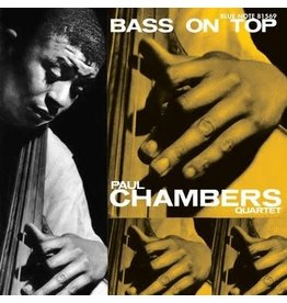Blue Note Paul Chambers - Bass On Top