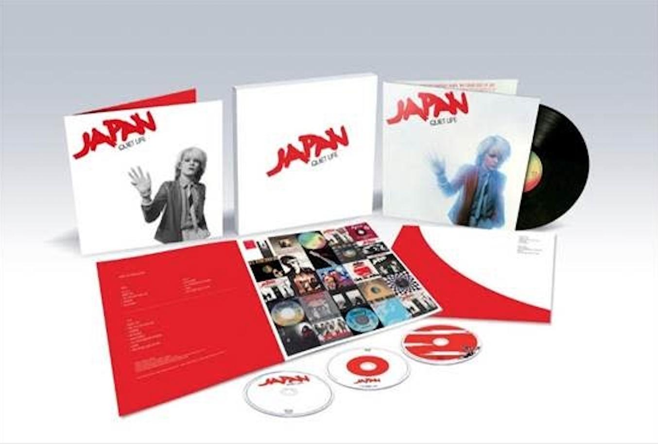 BMG Japan - Quiet Life (Deluxe)