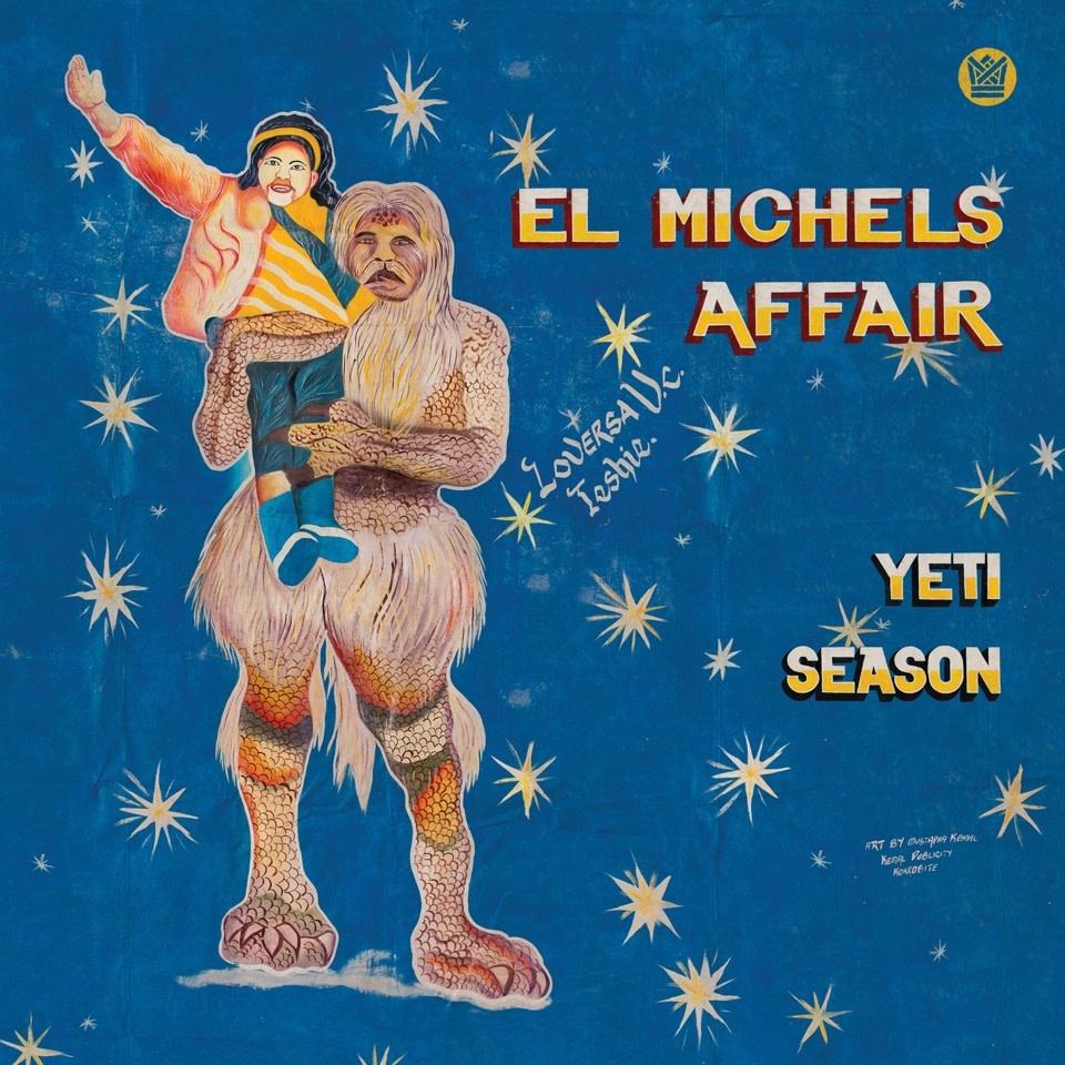 Big Crown Records El Michels Affair - Yeti Season