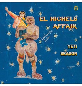 Big Crown Records El Michels Affair - Yeti Season (Coloured Vinyl)