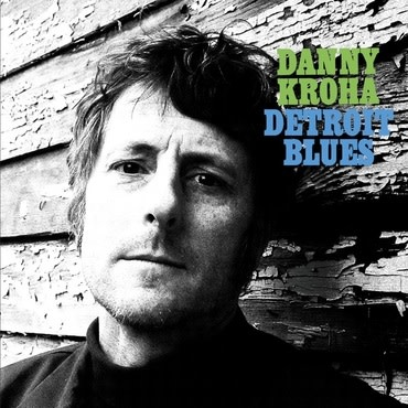 Third Man Records Danny Kroha - Detroit Blues (Coloured Vinyl)