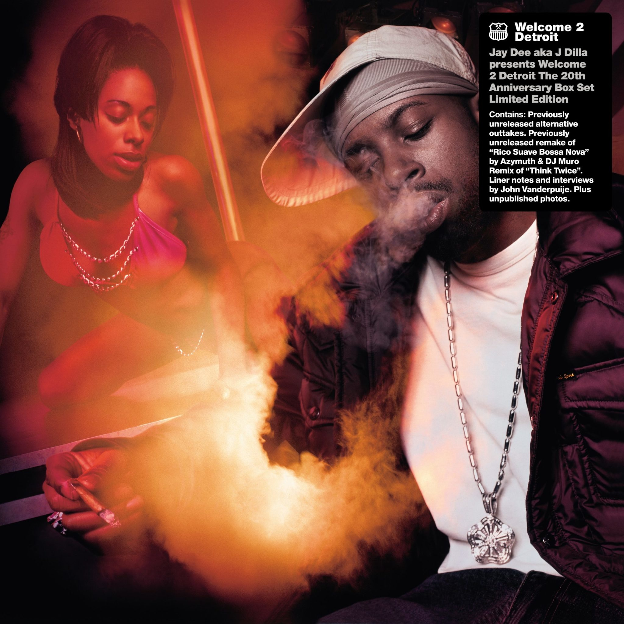 BBE Music Jay Dee aka J Dilla - Welcome 2 Detroit - The 20th Anniversary Edition