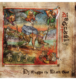 Sacred Bones Records DJ Muggs The Black Goat - Dies Occidendum (Coloured Vinyl)