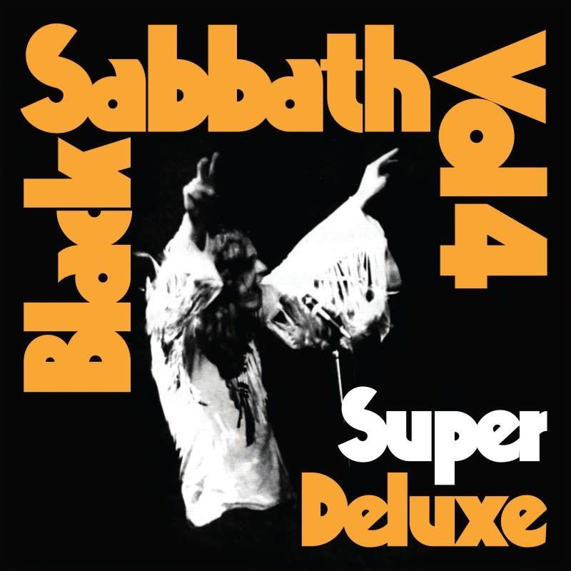 BMG Black Sabbath - Vol 4 (Super Deluxe)