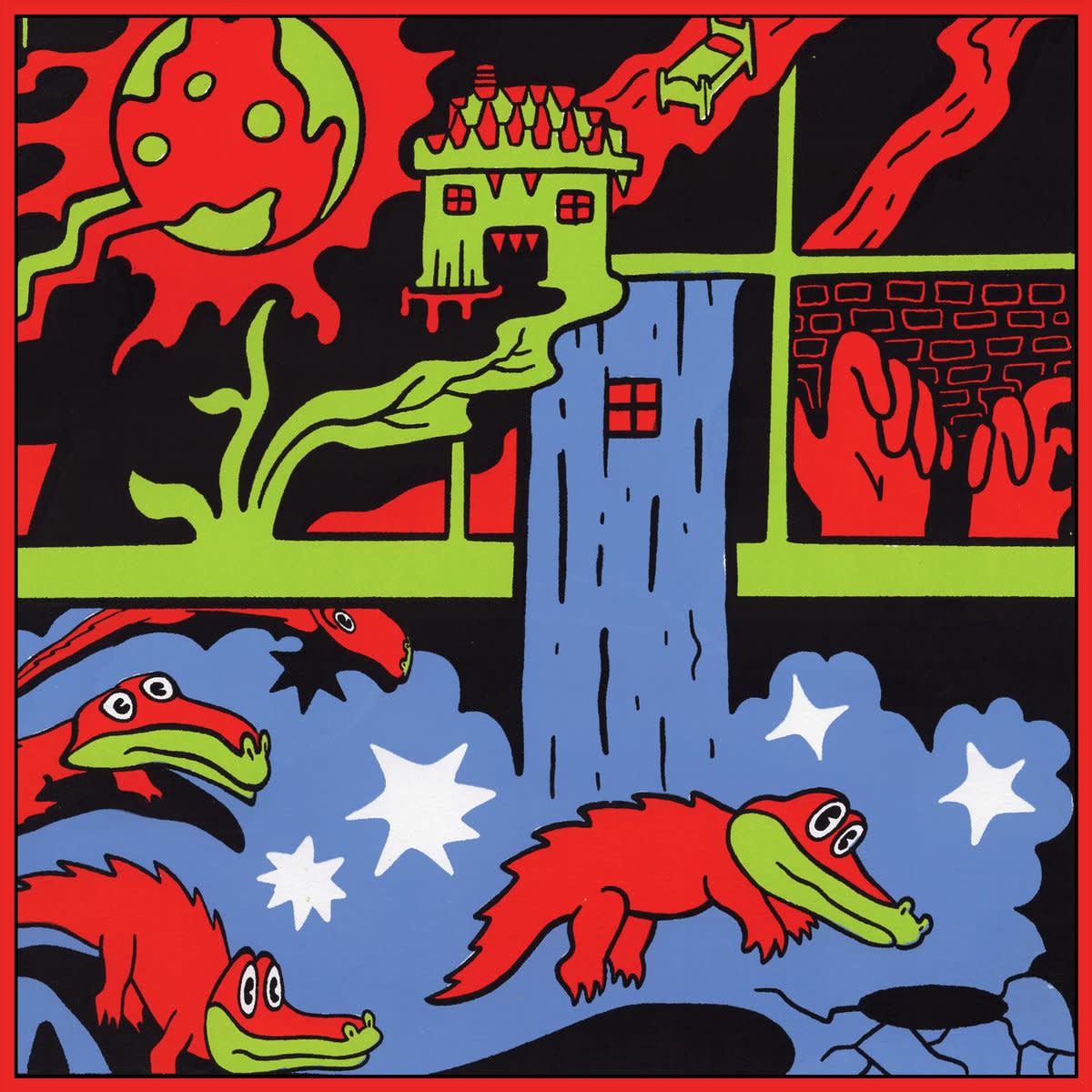 Gizz's Picks King Gizzard & The Lizard Wizard - Live In Paris 2019 (Coloured Vinyl)