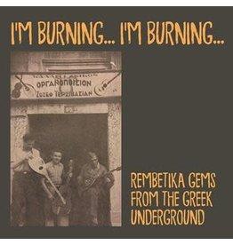 Take It Acid Is Various - I'm Burning, I'm Burning... Songs from the Greek Underground 1925-1940