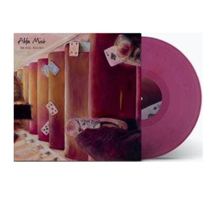 Anti Alfa Mist - Bring Backs (Coloured Vinyl)