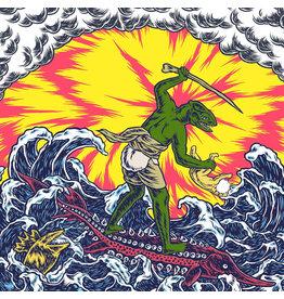 Diggers Factory King Gizzard & the Lizard Wizard - Teenage Gizzard (Black Edition)