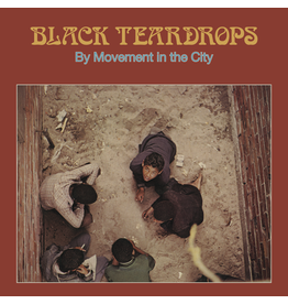 Sharp Flat Movement In The City - Black Teardrops