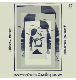Spacebomb Matthew E. White & Lonnie Holley - Broken Mirror: A Selfie Reflection (Coloured Vinyl)
