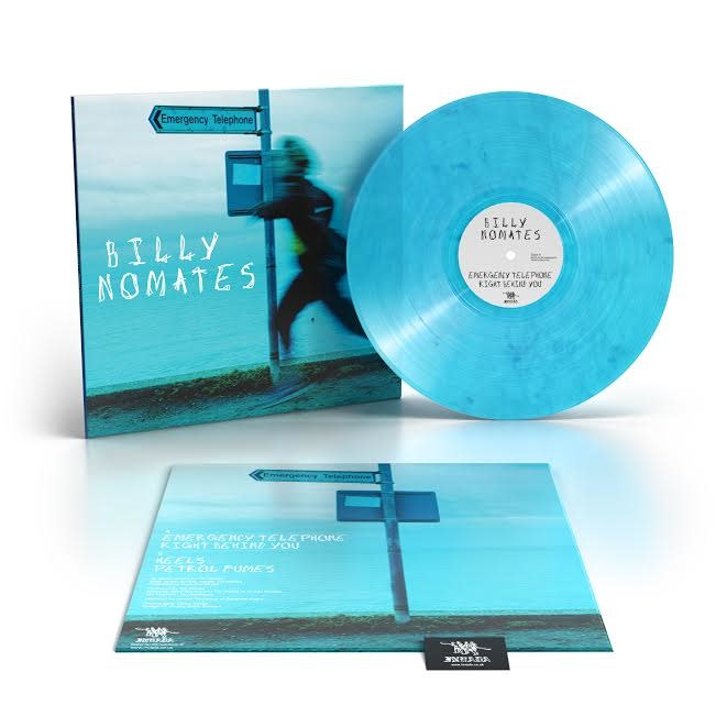 Invada Records Billy Nomates - Emergency Telephone (Coloured Vinyl)
