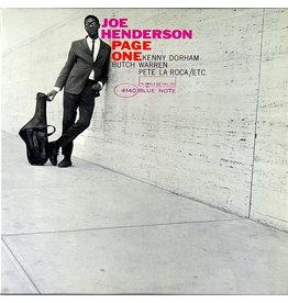 Blue Note Joe Henderson - Page One