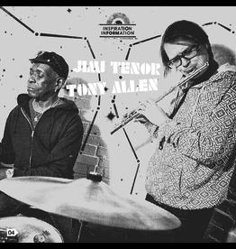 Strut Jimi Tenor & Tony Allen - Inspiration Information