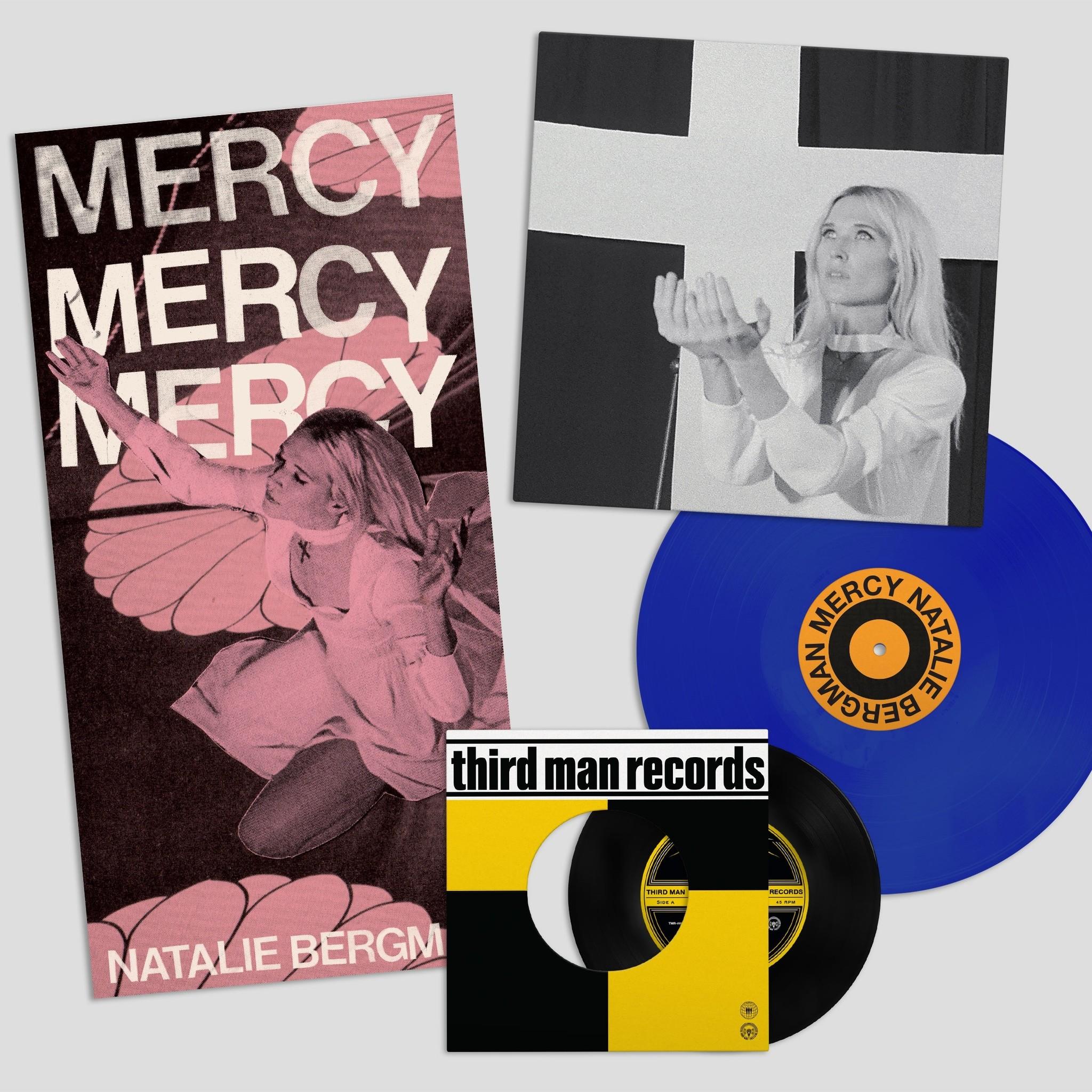 Third Man Records Natalie Bergman - Mercy (Dinked Edition)