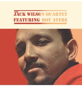 Sowing Records Jack Wilson ft. Roy Ayers - Jack Wilson Quartet (Clear Vinyl)