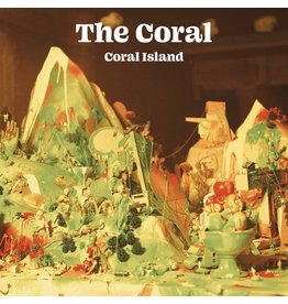 Modern Sky UK The Coral - Coral Island (Coloured Vinyl)