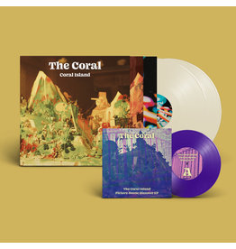 Modern Sky UK The Coral - Coral Island (Dinked Edition)