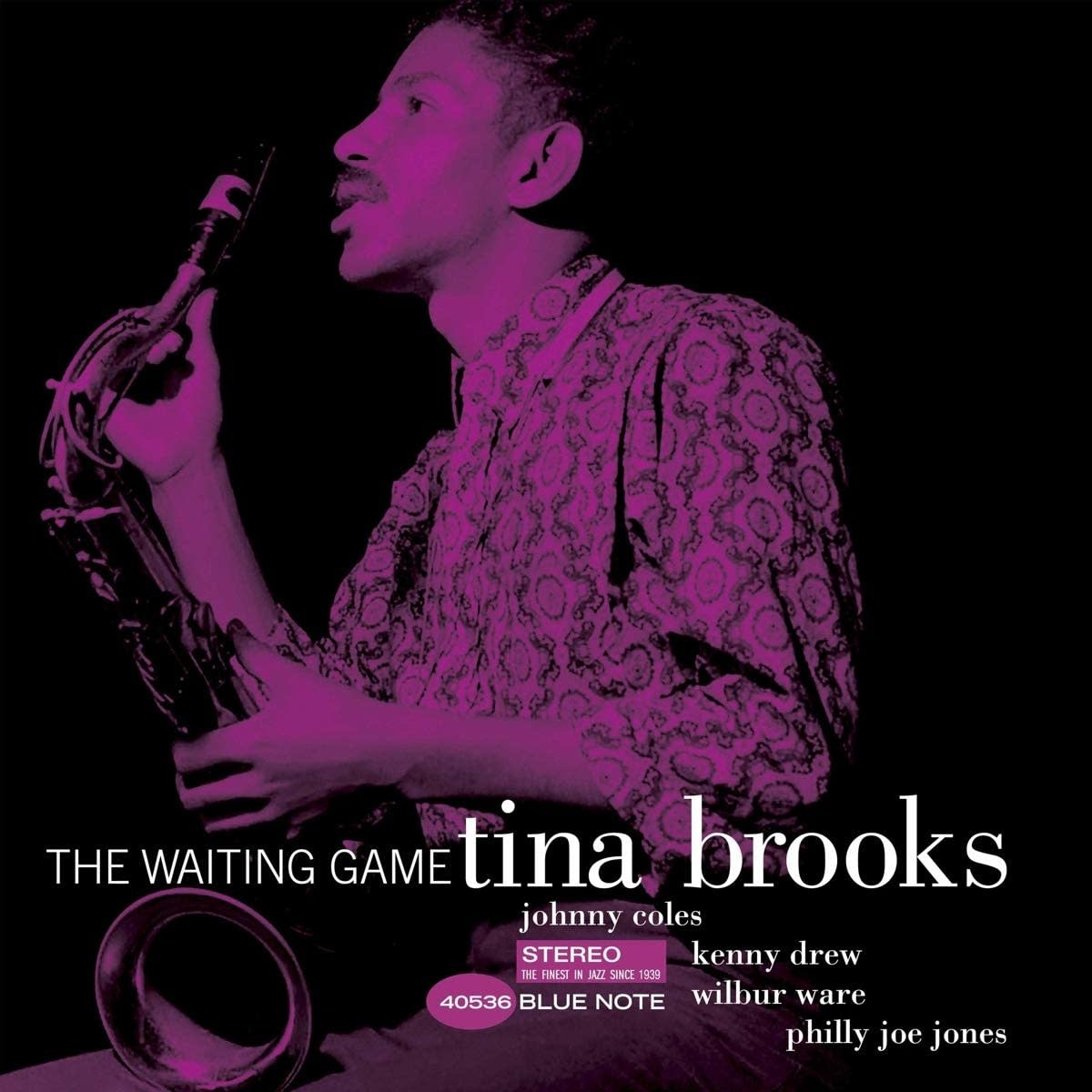 Blue Note Tina Brooks - The Waiting Game