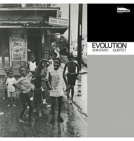 BBE Shintaro Quintet - Evolution