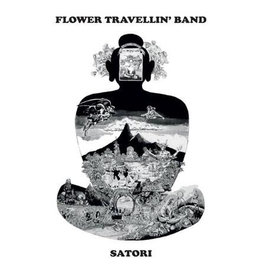 Life Goes On Records Flower Travellin' Band - Satori