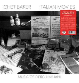 Survival Research Chet Baker - Italian Movies: Music of Piero Umiliani