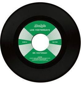 Now-Again Records Los Yesterdays - Mr. Yesterday / So Insincere