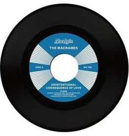 Now-Again Records Macrames - Unintentional Consequence / So In Love With You
