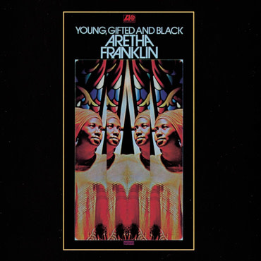 Rhino Aretha Franklin - Young, Gifted and Black (Coloured Vinyl)
