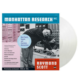 Music On Vinyl Raymond Scott - Manhattan Research (Coloured Vinyl)