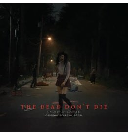 Sacred Bones Records SQÜRL - The Dead Don't Die: Original Score