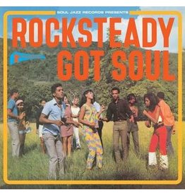 Soul Jazz Records Various - Rocksteady Got Soul