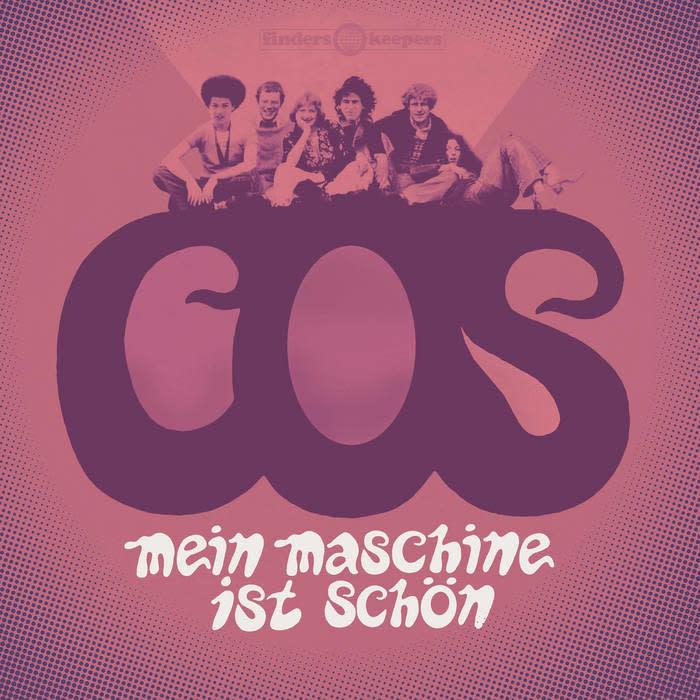 Finders Keepers Records COS & Daniel Schell & Dick Annegarn - Mein Maschine Ist Schön/The ff BOOM