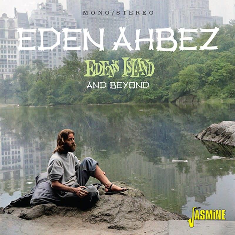 Jasmine Records Eden Ahbez - Eden's Island and Beyond
