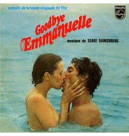 Blue Wrasse Serge Gainsbourg - Goodbye Emmanuelle OST