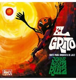 Be With Records Jorge López Ruiz - El Grito (Suite Para Orquesta De Jazz)