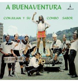 Vampisoul Julian Y Su Combo - A Buenaventura Con Julian Y Su Combo Sabor