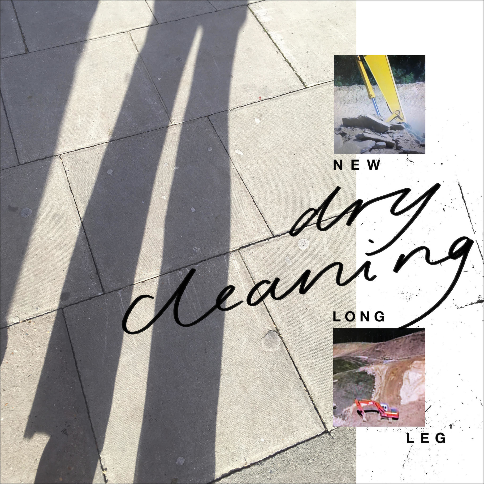 4AD Dry Cleaning - New Long Leg (Coloured Vinyl)