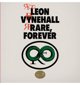 Ninja Tune Leon Vynehall - Rare, Forever