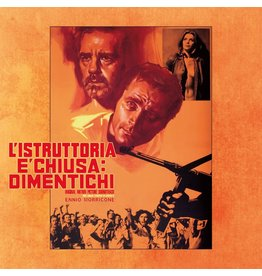 Music On Vinyl Ennio Morricone - L'istruttoria E'Chiusa Dimentichi (Coloured Vinyl)