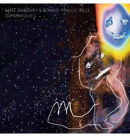 Domino Records Matt Sweeney & Bonnie 'Prince' Billy - Superwolves (Coloured Vinyl)