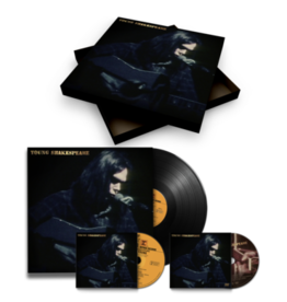 Warner Records Neil Young - Young Shakespeare (Deluxe)