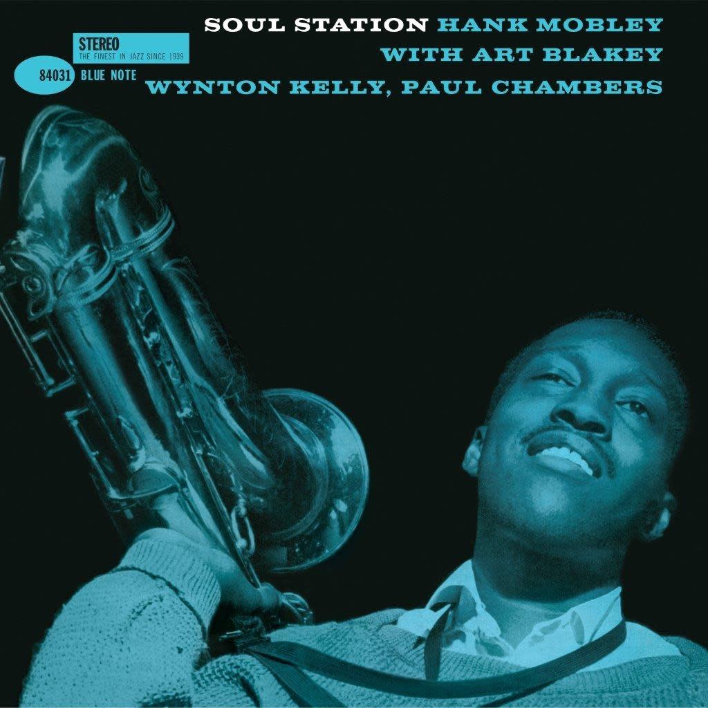 Blue Note Hank Mobley - Soul Station