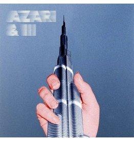 Turbo Azari & III - Azari & III (10-Year Anniversary Clear Vinyl Edition)