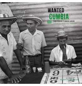 Wagram Music Various - Wanted Cumbia