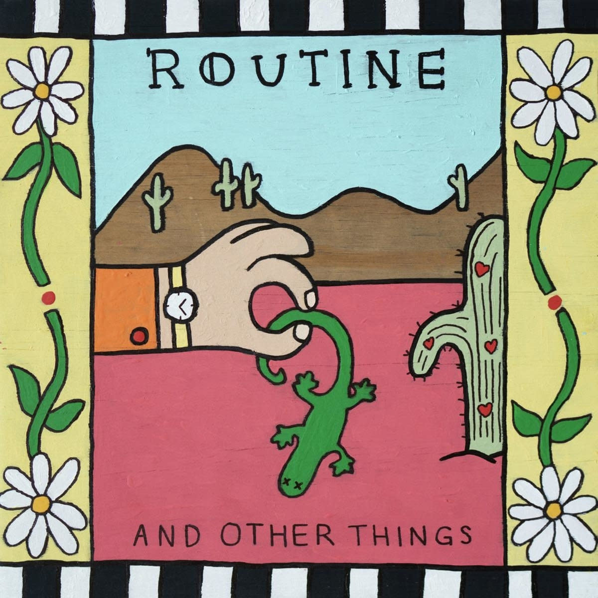 Dead Oceans Routine - And Other Things (Coloured Vinyl)
