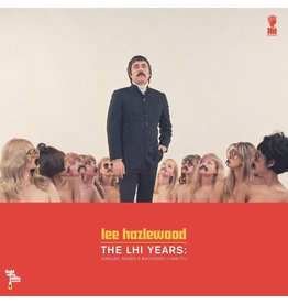 Light In The Attic Lee Hazlewood - The LHI Years (Coloured Vinyl)