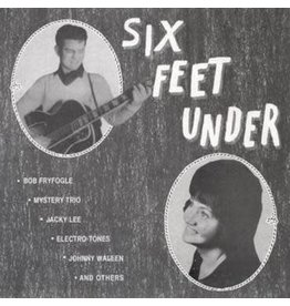 Mississippi Records Various - Six Feet Under
