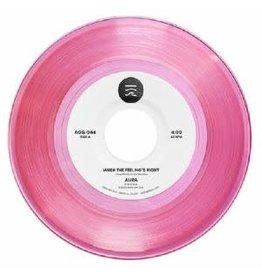 Aloha Got Soul Aura - When the Feeling's Right (Coloured Vinyl)