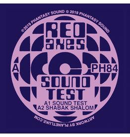 Phantasy Sound Red Axes - Sound Test